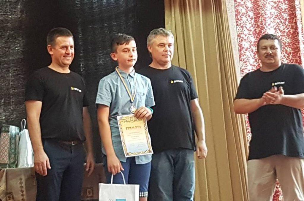 2 місце в 2 лізі - у Володимира Баняса