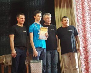На Кубку Хуста з програмування визначили найкращих