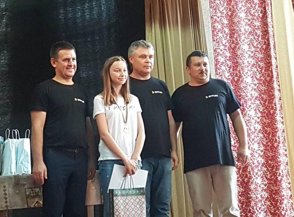 Переможниця 2 ліги - Аніта Пинзеш