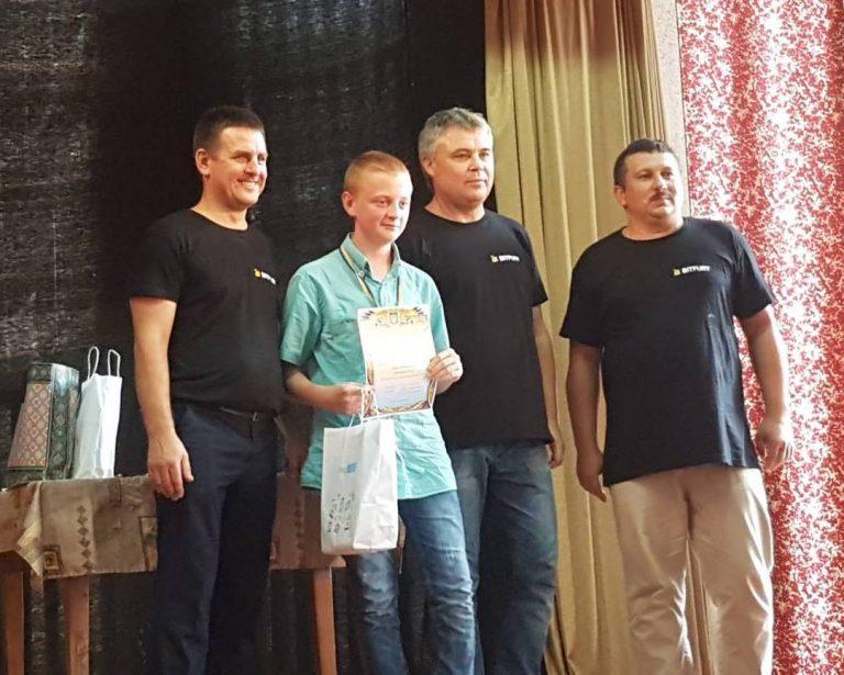 Третє місце в І лізі - у Володимира Зваруна