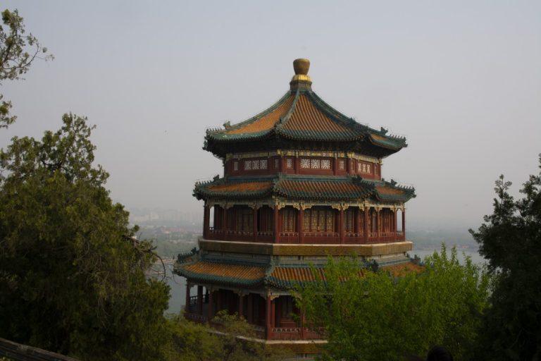 Вежа буддистських пахощів