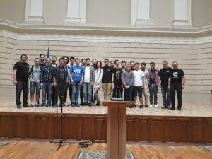 Чотири наші команди – в десятці найкращих колективів Західної України на студентській олімпіаді з програмування