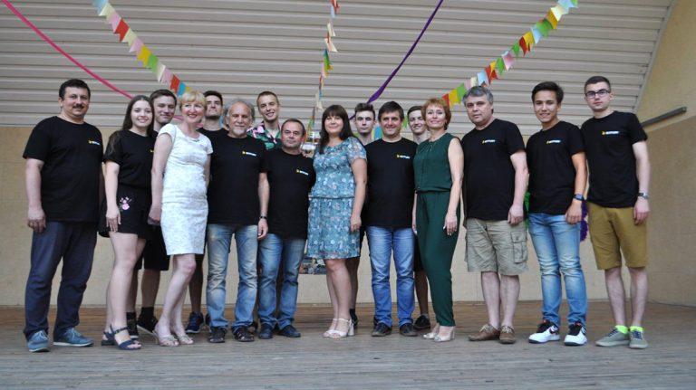 Всеукраїнська літня комп'ютерна школа в Кременчуці-2018