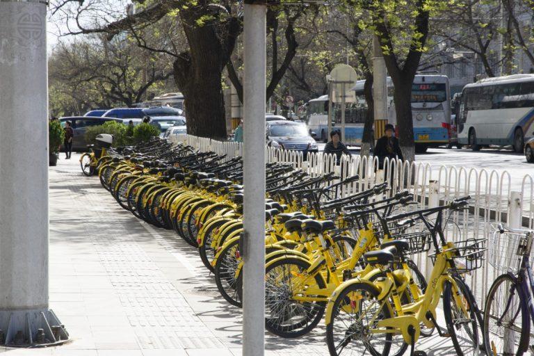 Пекін – місто велосипедистів