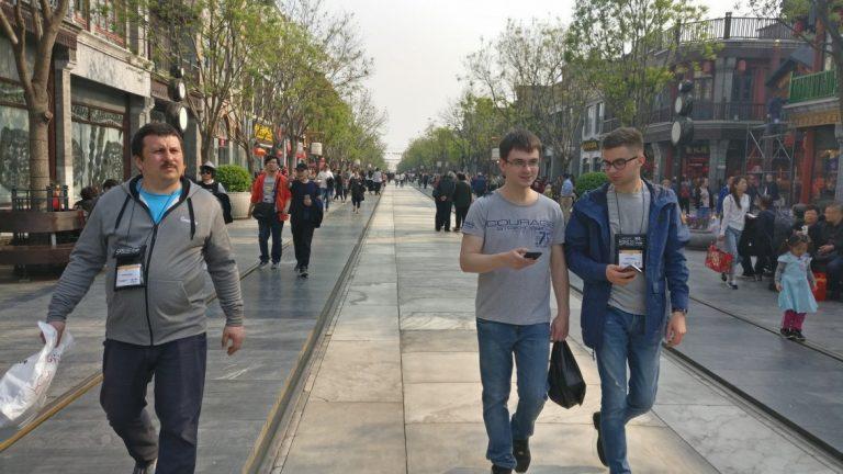 Прогулянка історичним Пекіном