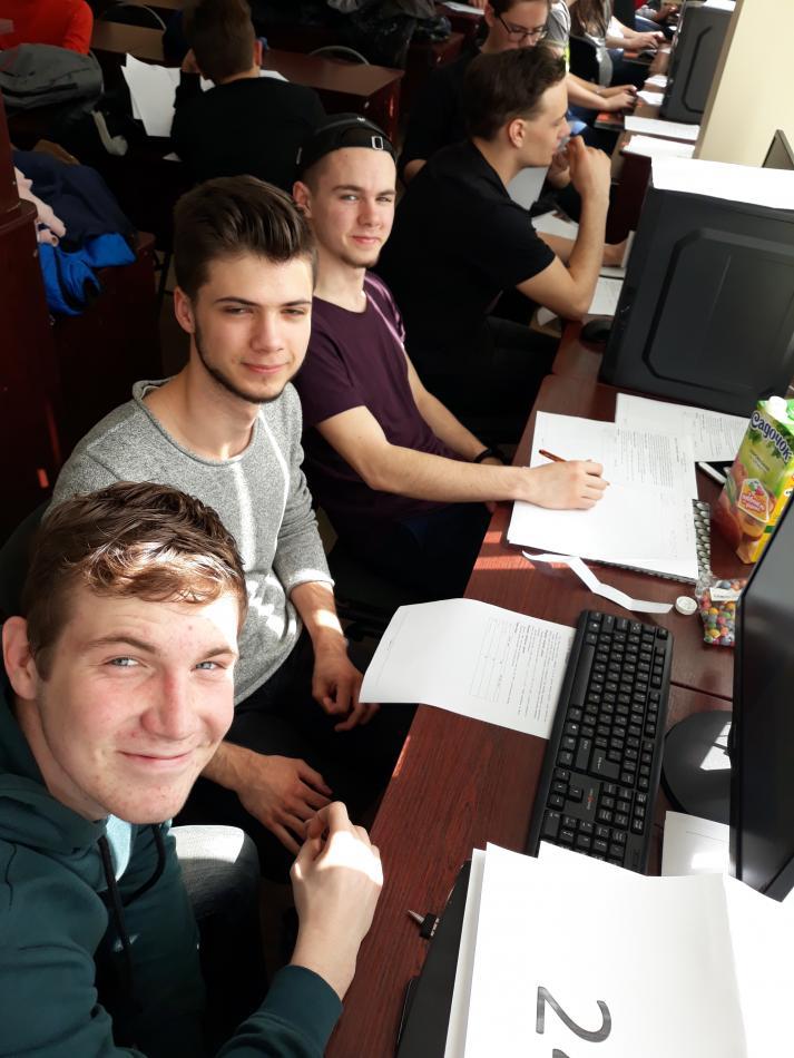 Команда Кошицького технічного університету