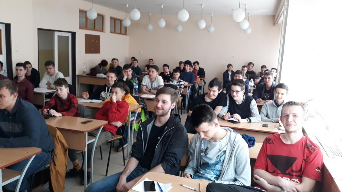 В УжНУ відбулася 1/8 фіналу Міжнародної студентської олімпіади з програмування