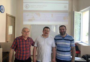 Налагоджуємо співпрацю з провідними грузинськими вишами
