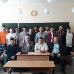 Факультет інформаційних технологій успішно провів змагання на Кубок Векуа