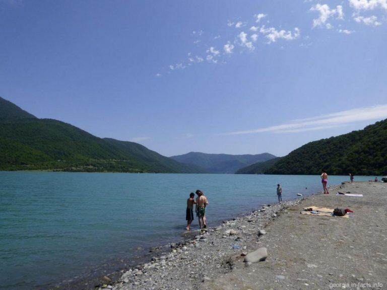 Т. зв. Тбіліське море