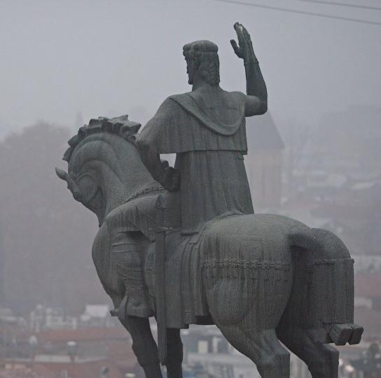 Вахтанг Горгасалі
