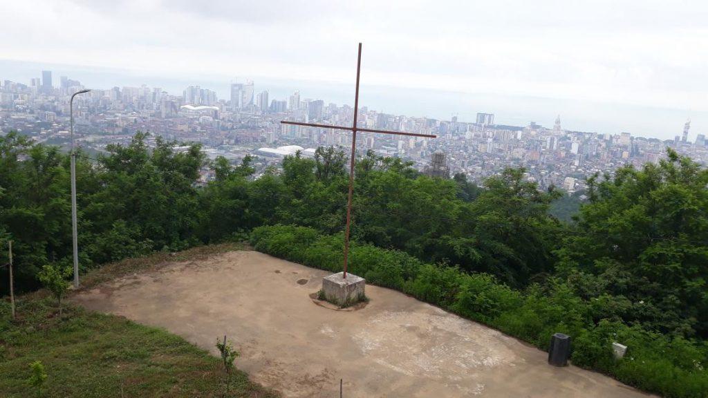 Вид на Батумі