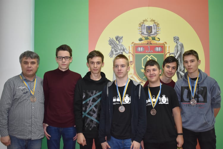 Наші школярі та студенти здобули ІТ-перемоги в Одесі