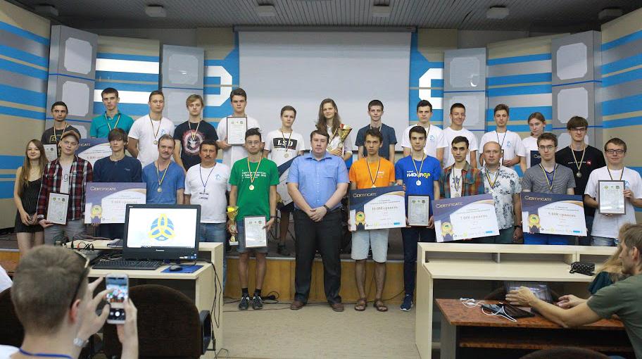 Завершення IV Міжнародної літньої школи програмування в УжНУ (фото)