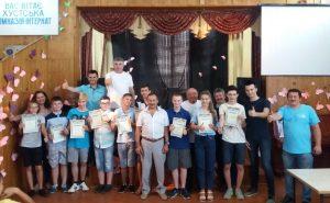 У Хусті завершилася ІІІ Всеукраїнська учнівська школа з програмування