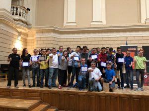 Наші учні та студенти перемогли на змаганні з програмування у Львові