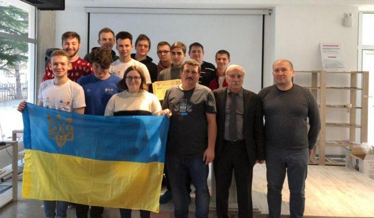 Українські студенти-айтівці вдало виступили на Відкритому кубку Південного Кавказу