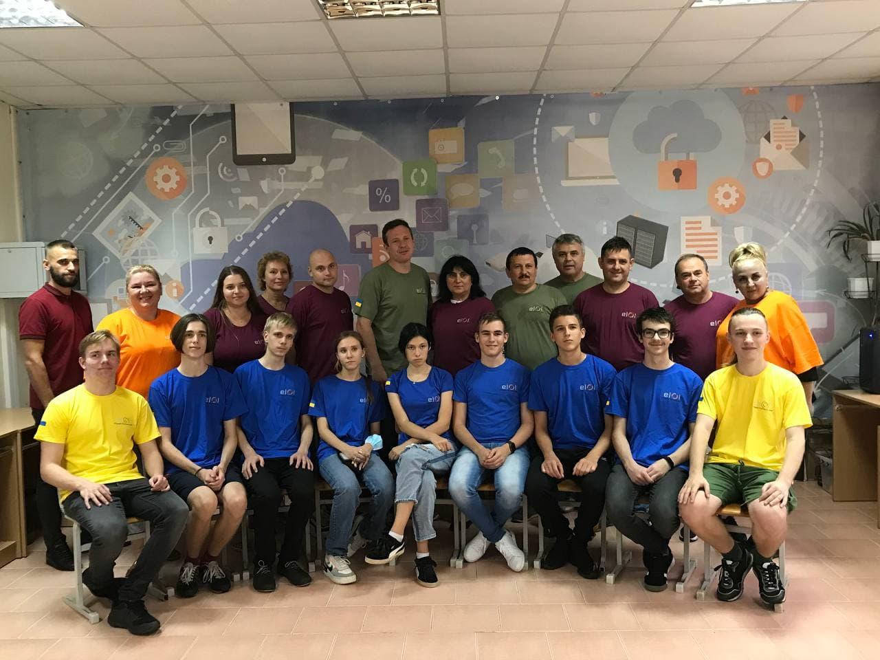 Ужгород став майданчиком для проведення Європейської юніорської олімпіади з інформатики